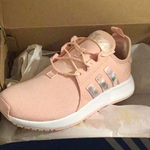 New girls Adidas X PLR J
